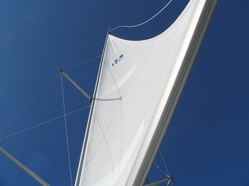 furling mainsail